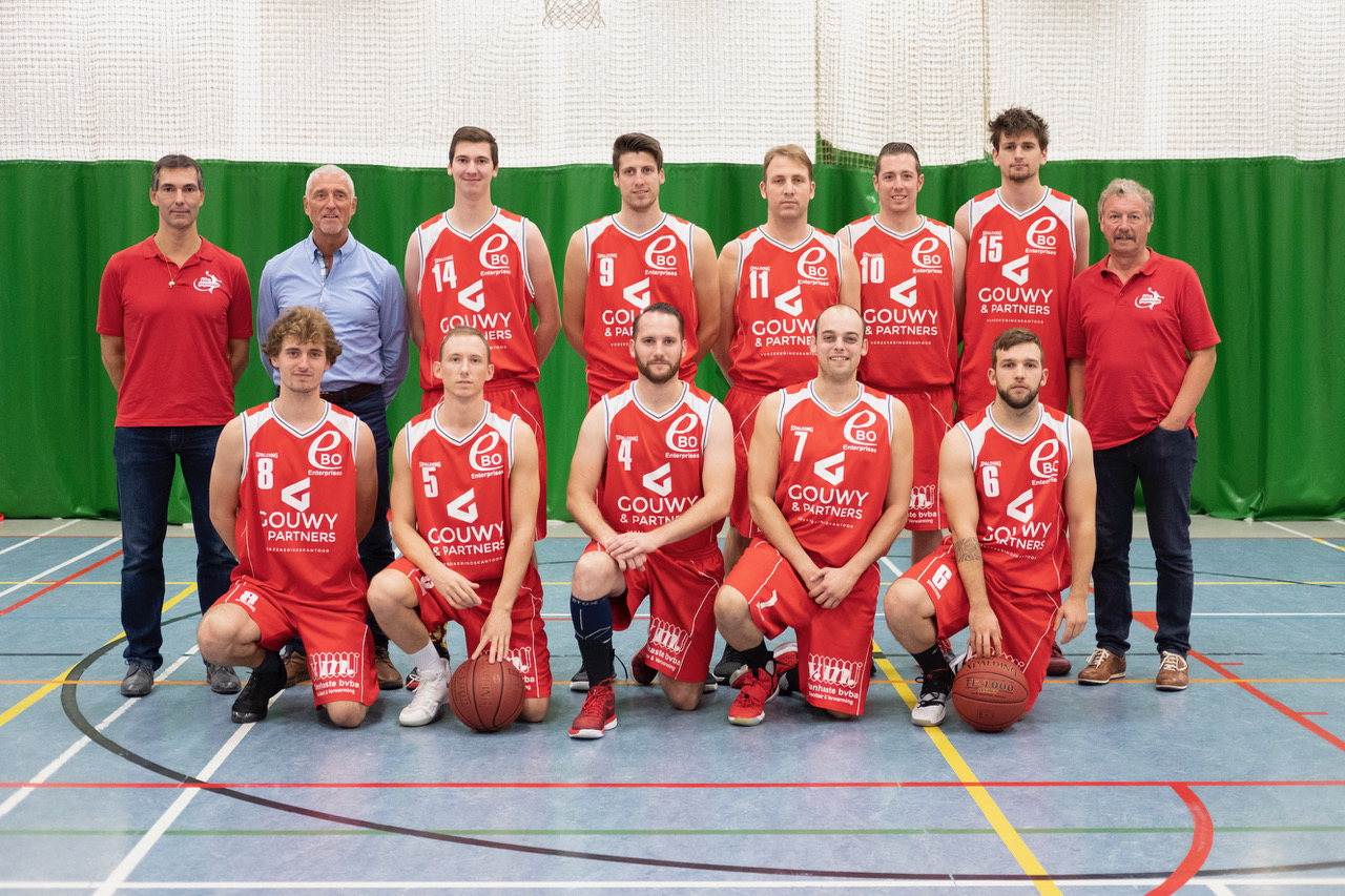 K-Basketteam Kortrijk HSE B vs BBC Poperinge HSE A: 77-58